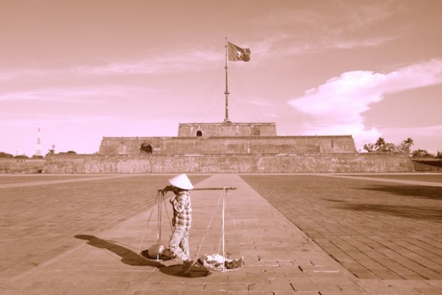 Citadelle de Hué photo blog voyage vietnam https://yoytourdumonde.fr