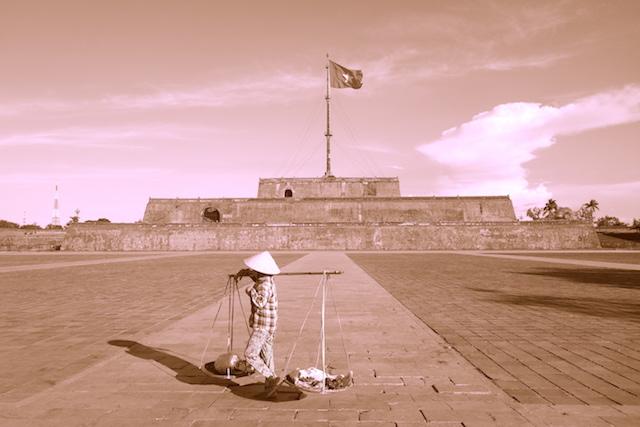 Citadelle de Hué photo blog voyage vietnam http://yoytourdumonde.fr