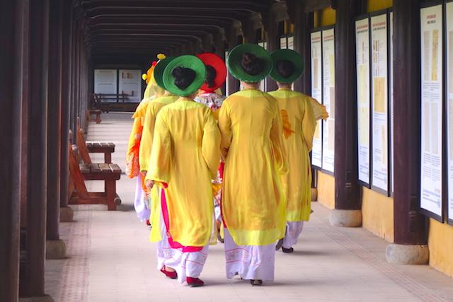 Hué cité impériale vietnam photo blog voyage tour du monde http://yoytourdumonde.fr