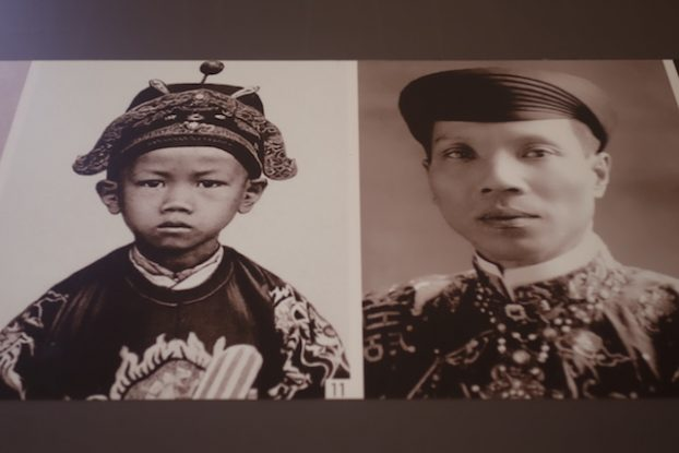 Empereur de Hué Vietnam photo blog tour du monde https://yoytourdumonde.fr
