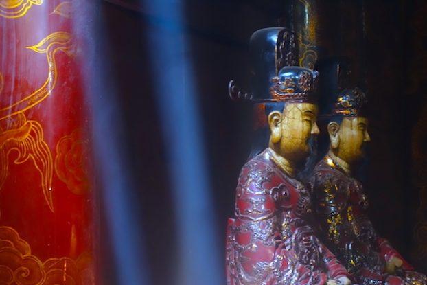 Vietnam temple de Hoa Lu premiere capitale du vietnam photo blog voyage tour du monde https://yoytourdumonde.fr