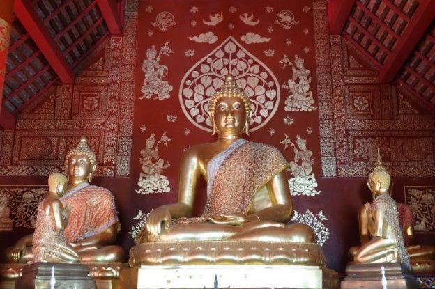 Dois-je encore vous le presenter? De toute facon en ce qui concerne la Thailande vous allez voir Bouddha a présent dans chaque article.