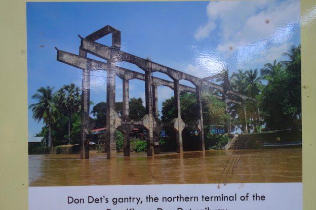 4000 iles laos chemin de fer photo blog voyage tour du monde https://yoytourdumonde.fr