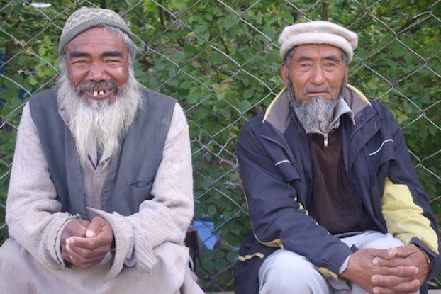 Les habitants de Turtuk sont musulmans il y a donc un réel changement de culture avec les autres habitants du Ladakh photo voyage tour du monde blog https://yoytourdumonde.fr