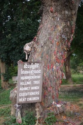 arbre killing fields khmers rouges photo blog https://yoytourdumonde.fr