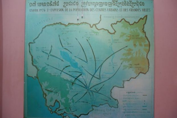 les distances etaient importantes pour les populations locales qui ont quitté les villes à la demandes des khmers rouges https://yoytourdumonde.fr