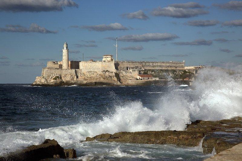 La Havane morro-castle photo de 272447 de Pixabay photo blog voyage tour du monde travel cuba