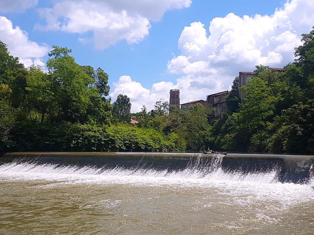Rieux-Volvestre en Haute Garonne.