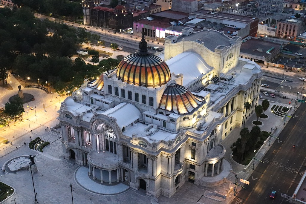 Ezequiel Octaviano de Pixabay dans article sur Mexico City du blog yoytourdumonde photo travel voyage