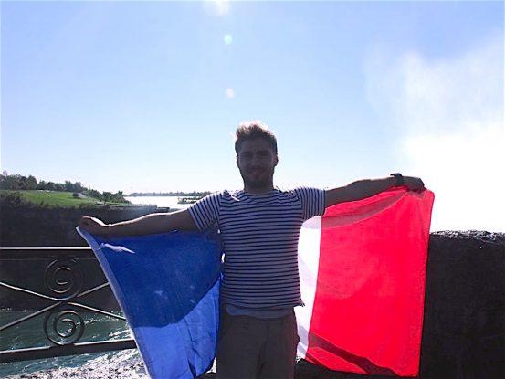 Photo de Yohann Taillandier sur les Chutes du Niagara photo blog voyage tour du monde https://yoytourdumonde.fr