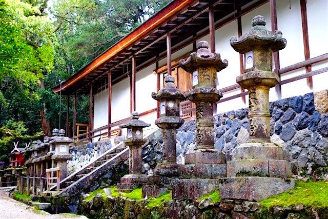 La superbe temple de Toshodaiji Temple à Nara au Japon photo blog voyage tour du monde https://yoytourdumonde.fr