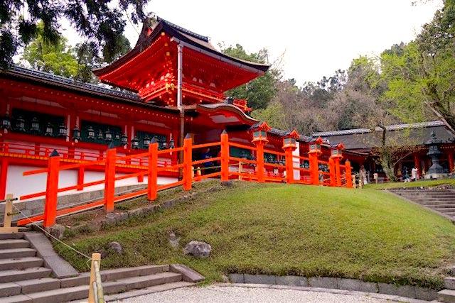 Enormement de parcs et de jardin à Nara au Japon. Photo blog voyage tour du monde https://yoytourdumonde.fr