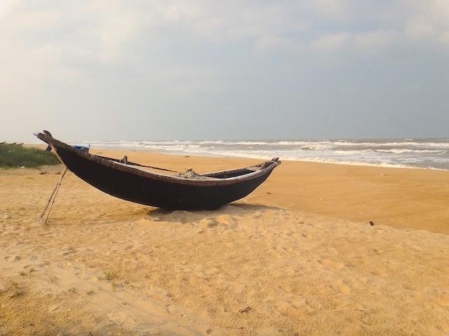 A quelques kilomètres d'Hoi An se trouvent 2 magnifiques plages Cuai Dai et An Bang vietnam photo blog voyage tour du monde http://yoytourdumonde.fr