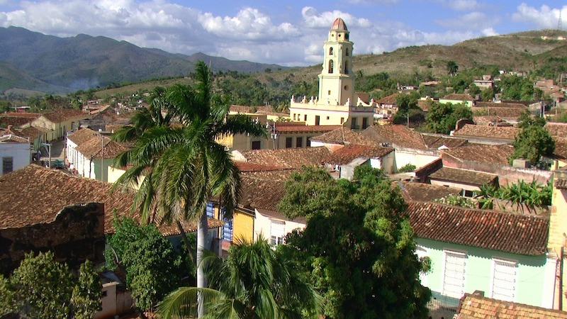 Trinidad à Cuba est inscrit à l'Unesco c'est l'une des villes coloniales les plus belles du monde. Photo de DrMAURO de Pixabay. https://yoytourdumonde.fr